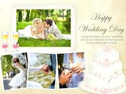Wedding Card Collage Collage Invitations Templates Photo Collage Card Template Invitation