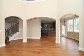 Arched Doorways - The Bostwick traditional-living-room