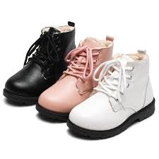 autumn winter boys girls casual shoes children sneakers leather boys girls boots handmade leather boots toddler