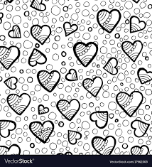 Simple Patterns Adorable Simple Black And White Patterns Backgrounds Vector Image