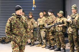Marine Gunners Dvids Images New Zealand And Us Marine Gunners Launch Mortars