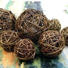 Decorative Woven Balls New Decorative Woven Balls Decorative Design