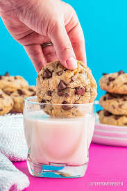 This chocolate chip cookie recipe will save you. What Is The Spanish Word For Chocolate Chip Cookie