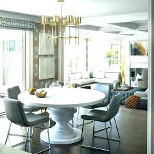 marble circle table modern white round dining table modern white marble round dining table of top