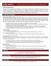 Architecture Resume Format Architect Sample Resume Format Fresh Interesting Resume Sample Architect