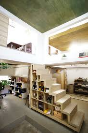 Japanese Office Design Ninja House Without Walls In Japan Business Insider