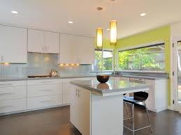 Kitchen Cabinet Colors And Finishes Pictures Options Tips - White modern kitchen