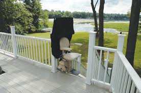 exterior stair chair lift. Brilliant Lift Outdoor Stair Lifts Brooklyn Nassau County Chair Lift Exterior For  The Important Of