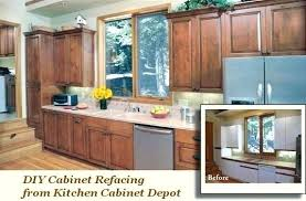 Kitchen Cabinets Refacing Diy Interesting Refacing Kitchen Cabinet Doors Laminate Cabinet Doors Refacing