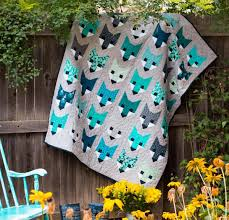 Animal Quilt Patterns Enchanting Animal Quilt Patterns With A Fun Modern Design Style