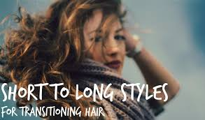 Transition Hair Style short to long styles for transitioning hair 7772 by stevesalt.us