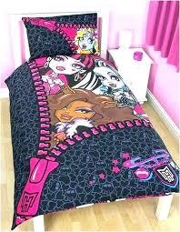 Shining Design Monster High Bedroom Set Ideasmonster Ideas 1 ...