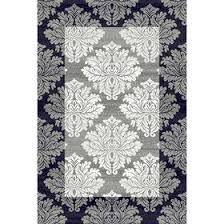 Прямоугольный <b>ковёр Silver d213</b>, 150 x 190 см, цвет <b>gray</b> ...