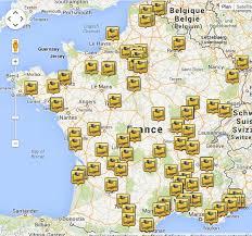 carte radar france