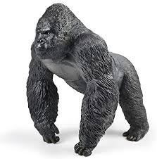 RECUR Wild Animal Figure Toys (Gorilla) : Amazon.co.uk: Toys & Games