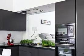 fitted kitchens for small spaces. Kitchen Small Fitted Kitchens Modern Space Ideas Houseandgarden Co Uk For Spaces I