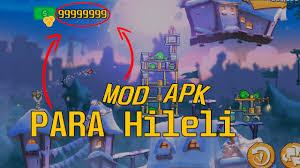 Angry Birds 2 V2.40.3 MOD APK – PARA HİLELİ - YouTube