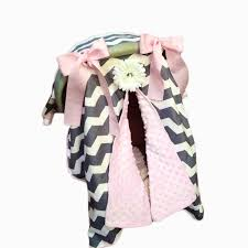 newborn baby girls boys adjule soft car seat cover infant tent minky blanket baby car seat