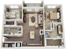 luxury apartment floor plans 3 bedroom. Interesting Bedroom 33 West Luxury 2 Bedroom Apartment Intended Floor Plans 3 R