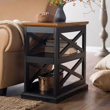 Best 25+ Chair side table ideas on Pinterest | Man cave storage, Sofa table  with storage and Tray tables
