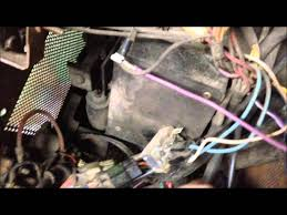 removing the wire harness 2000 rpm pto from john deere 318 youtube john deere 316 wiring diagram at John Deere 318 Ignition Switch Wiring Diagram