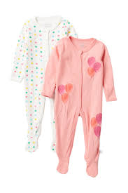 Rosie Pope Size Chart Rosie Pope Assorted Coveralls Pack Of 2 Baby Girls Nordstrom Rack