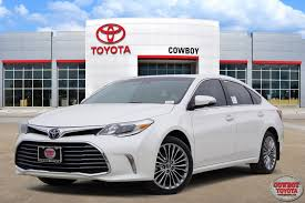 Toyota Avalon For Sale in Dallas, TX - The Car Connection