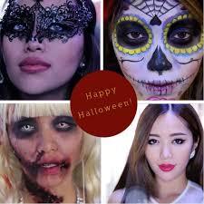 makeup tutorial mice phan masquerade sugar skull zombie barbie kpop star