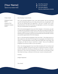 Creative Cover Letter Template Creative Cover Letter Template Cfi Marketplace