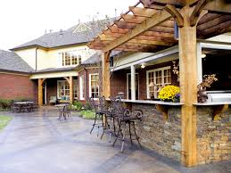 Outside Home Bar Designs Outdoor Patio Covered Bar Designs Plans Decorating Ideas