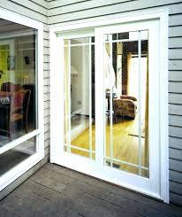 installing a sliding glass door