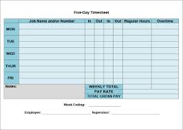 Timesheet Template Free Sample Get Sniffer