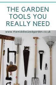 7 essential garden tools to make your