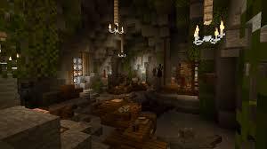 Minecraft Tavern Design Friend Asked For A Dwarf Tavern Howd I Do Imgur