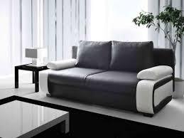 victorio faux leather sofa bed sofa