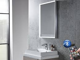 Gorgeous Inspiration Bluetooth Bathroom Mirrors Illuminated Mirror