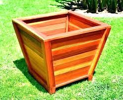 long planter box plans narrow planter box large wooden planters image of large wood planter box long planter box plans