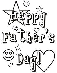 terrific father s day coloring pages fathers for children