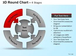 Workflow Chart Template Powerpoint Powerpoint Slide Designs Download Round Process Flow Chart