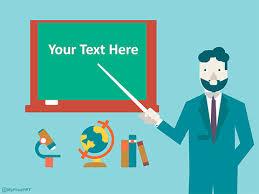 Teaching Powerpoint Backgrounds Free Teaching Elementary School Powerpoint Template