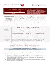 Chief Strategy Officer Premium Resume Writing Services Career