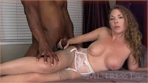 FemDom HD Archive Mistress T In Scene Stocking Loving Cuckold.