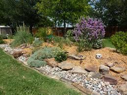 Berm Garden Designs Berm Dividing The Yard Into Areas Landscaping Berm Ideas