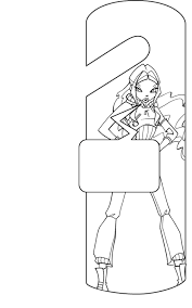 Kleurplaat Totally Spies Totally Spies Coloring Page Alex Clover En