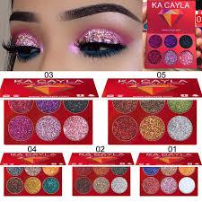 Online Shop <b>6 Colors</b> Glitter The Shadows <b>Diamond</b> Sequins ...