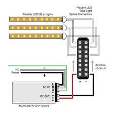 kitchen led under cabinet lighting kit wiring diagram kitchen Led Under Cabinet Lighting Wiring Diagram 8 way hard wire splitter to 300w and 600w 12v driver diagram led under cabinet wiring diagram