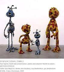 dysfunctional family by yinka shonibare yinka shonibare  dysfunctional family by yinka shonibare