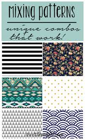 Pattern Mixing Unique Mixing Patterns 48 Unique Combos That Work Dwell Beautiful