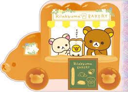 Memo Pad Large Rilakkuma Bakery Shokupan Memo Cutenessnl