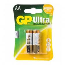 Купить <b>Элемент питания GP</b> Ultra Alkaline AA бл 2 15AU-CR2 - в ...